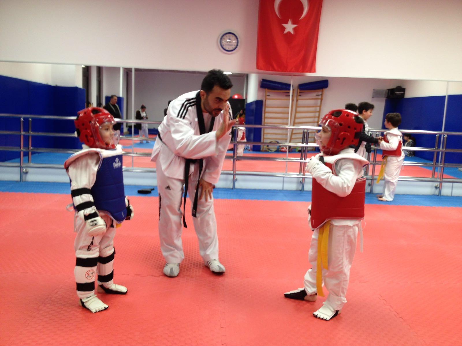 Sporcu Sanat ve Yaşam Taekwondo