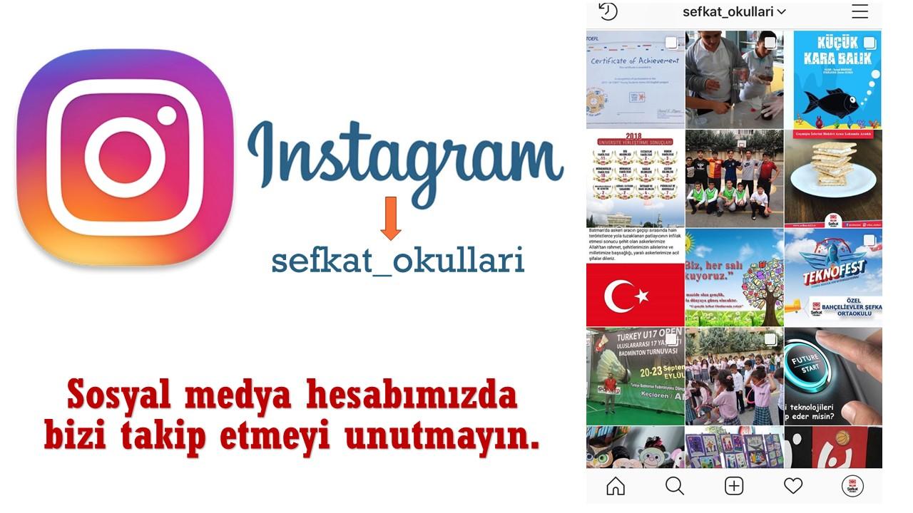 Sosyal medya hesabımızda1